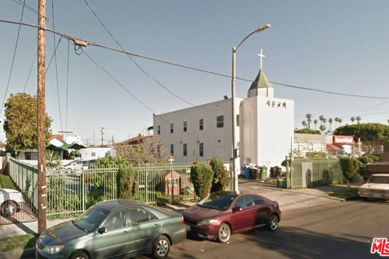 5 bed 4 bath Multi Family at 1236 S Hobart Blvd Los Angeles, CA, 90006 is for sale at 945k - google static map
