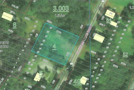 null bed null bath Vacant Land at  Alabama Hwy Valley Head, AL, 35989 is for sale at 9k - google static map