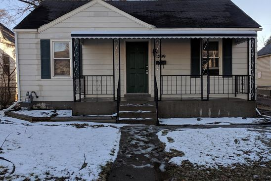 2 bed 1 bath Single Family at 1299 Republic Ave Columbus, OH, 43211 is for sale at 59k - google static map