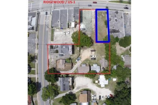 null bed null bath Vacant Land at 715 N Ridgewood Ave Daytona Beach, FL, 32114 is for sale at 60k - google static map