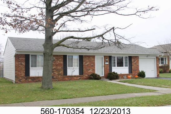 3 bed 1 bath Single Family at 5499 BLUEGRASS WAY HILLIARD, OH, 43026 is for sale at 170k - google static map