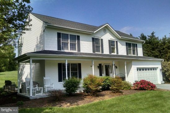 4 bed 3 bath Single Family at 1000 STREAKER RD SYKESVILLE, MD, 21784 is for sale at 450k - google static map