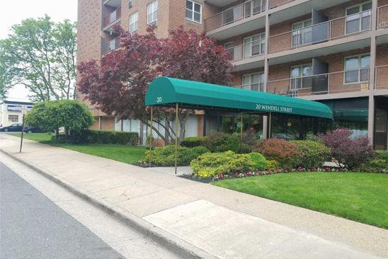 1 bed 1 bath Cooperative at 20 Wendell St Hempstead, NY, 11550 is for sale at 142k - google static map