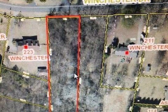 null bed null bath Vacant Land at .96 +/- Acres Winchester Dr King, NC, 27021 is for sale at 20k - google static map