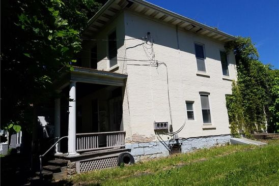 8 bed 4 bath Single Family at 121 E Genesee St Auburn, NY, 13021 is for sale at 30k - google static map