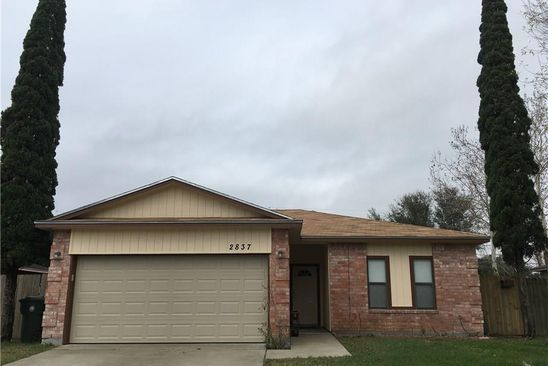 3 bed 2 bath Single Family at 2837 SAGE BRUSH DR CORPUS CHRISTI, TX, 78410 is for sale at 132k - google static map