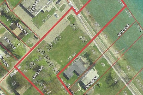 0 bed null bath Vacant Land at 0 S Channel Harsens Island, MI, 48028 is for sale at 250k - google static map