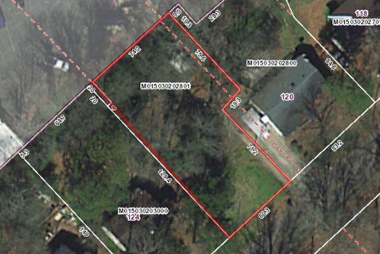 null bed null bath Vacant Land at 122 Crosby Cir Greenville, SC, 29605 is for sale at 13k - google static map