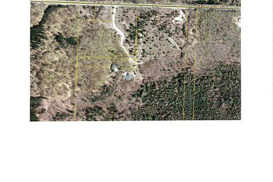 null bed null bath Vacant Land at 0 County Line Rd Thompsonville, MI, 49683 is for sale at 32k - google static map