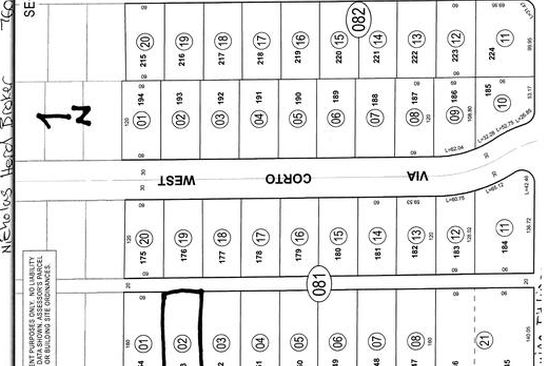 null bed null bath Vacant Land at 0 Palm Drive and Claire Desert Hot Springs, CA, 92240 is for sale at 95k - google static map