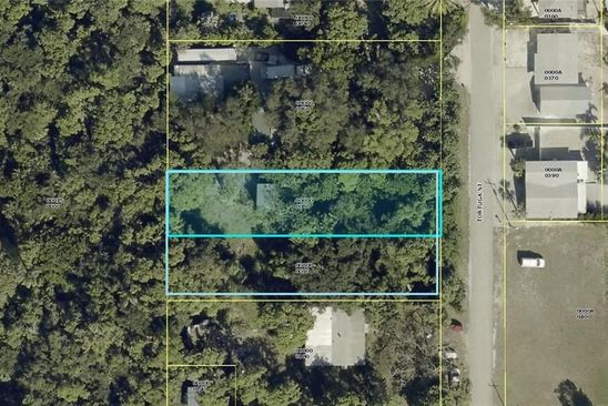 null bed null bath Vacant Land at 16035 TORTUGA ST BOKEELIA, FL, 33922 is for sale at 50k - google static map