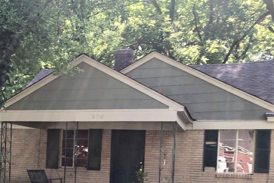 2 bed 1 bath Single Family at 978 Chatwood St Memphis, TN, 38122 is for sale at 38k - google static map