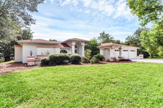 4 bed 3 bath Single Family at 348 FLORIAN WAY SPRING HILL, FL, 34609 is for sale at 359k - google static map