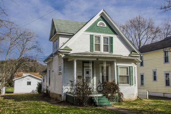 4 bed 1.5 bath Single Family at 80 Morris Ave Athens, OH, 45701 is for sale at 160k - google static map