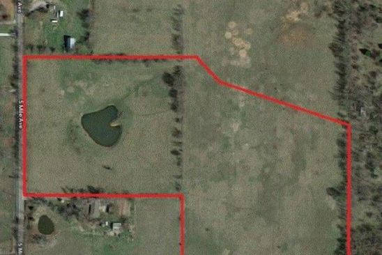 null bed null bath Vacant Land at  Xxx SE Highway 166 & Five Mile Rd Baxter Springs, KS, 66713 is for sale at 60k - google static map