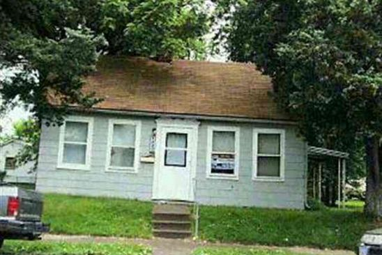 1 bed 1 bath Single Family at 1322 W 13TH ST DAVENPORT, IA, 52804 is for sale at 30k - google static map