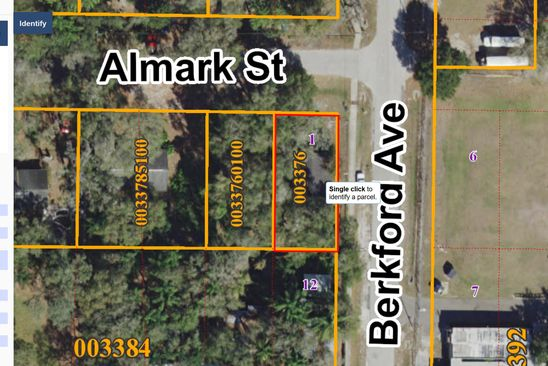 2 bed null bath Vacant Land at 14514 Berkford Ave Tampa, FL, 33625 is for sale at 130k - google static map