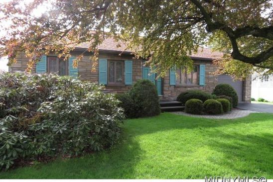 4 bed 2 bath Single Family at 905 TURIN ST ROME, NY, 13440 is for sale at 130k - google static map