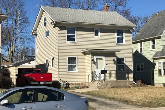 3 bed 1 bath Single Family at 907 Prairie St Aurora, IL, 60506 is for sale at 155k - google static map