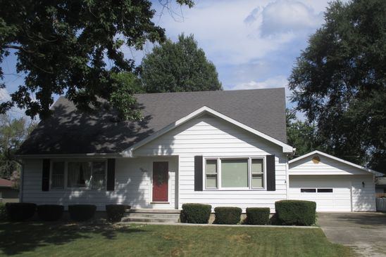 4 bed 2 bath Single Family at 314 N MISSOURI ST ATWOOD, IL, 61913 is for sale at 110k - google static map