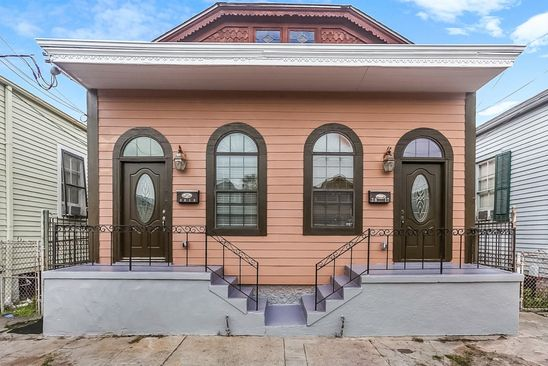 6 bed 4 bath Multi Family at 3017 Baudin St New Orleans, LA, 70119 is for sale at 275k - google static map