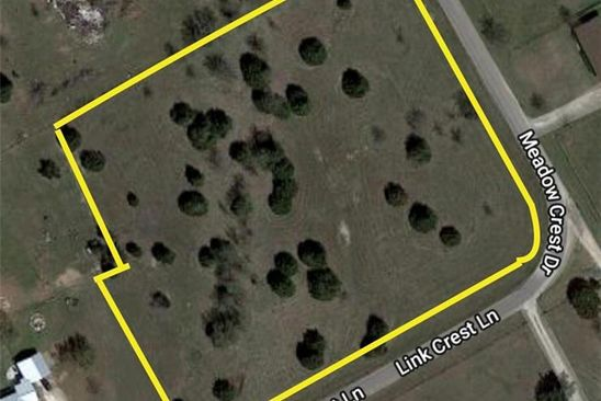 null bed null bath Vacant Land at  Tbd Link Crest Dr Waxahachie, TX, 75167 is for sale at 101k - google static map