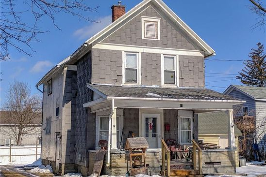 3 bed 1 bath Single Family at 11 Brooklyn St Warsaw, NY, 14569 is for sale at 35k - google static map