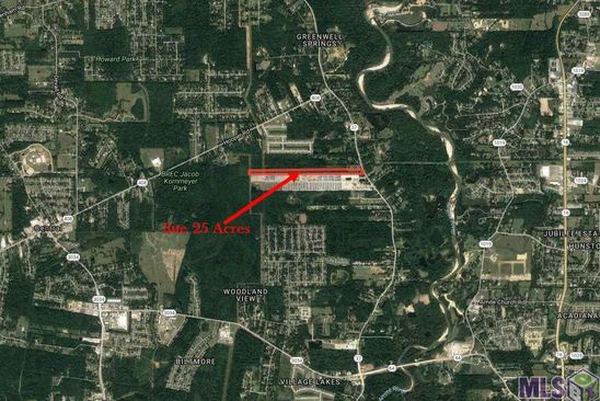 null bed null bath Vacant Land at 21731 Greenwell Springs Rd Greenwell Springs, LA, 70739 is for sale at 239k - google static map