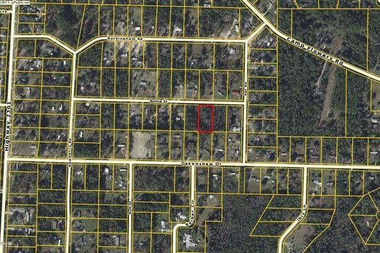 null bed null bath Vacant Land at 6530 Bolivia St Youngstown, FL, 32466 is for sale at 10k - google static map