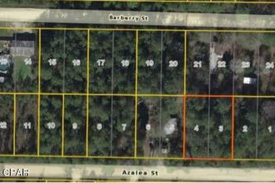 null bed null bath Vacant Land at 12033 AZALEA ST FOUNTAIN, FL, 32438 is for sale at 14k - google static map