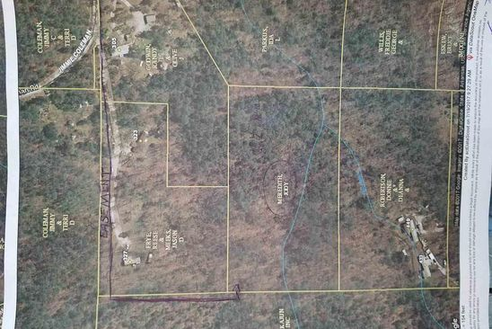 null bed null bath Vacant Land at  Jimmie Coleman Rd Jessieville, AR, 71949 is for sale at 30k - google static map