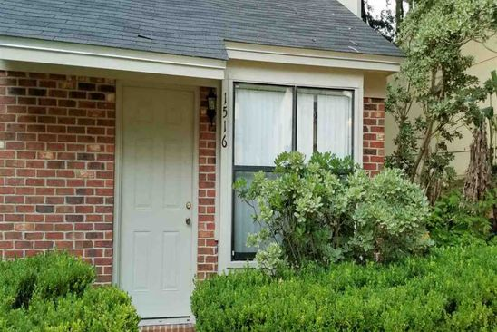 2 bed 2 bath Townhouse at 1516 MERRY OAKS CT TALLAHASSEE, FL, 32303 is for sale at 75k - google static map