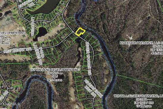 null bed null bath Vacant Land at 183 River Woods Dr Wallace, NC, 28466 is for sale at 50k - google static map