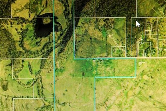 3 bed null bath Vacant Land at 470336 E 1125th Rd Muldrow, OK, 74948 is for sale at 540k - google static map