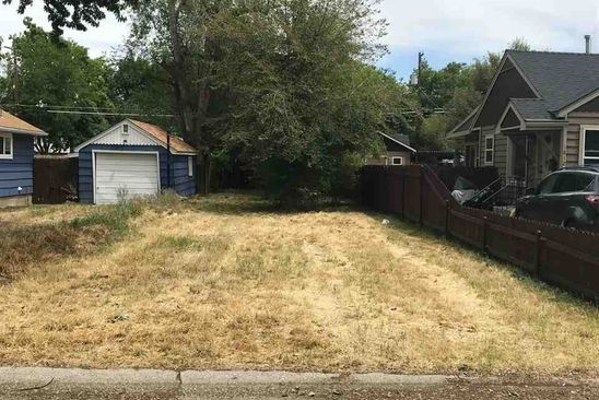 null bed null bath Vacant Land at 1810 S Hervey St Boise, ID, 83705 is for sale at 70k - google static map
