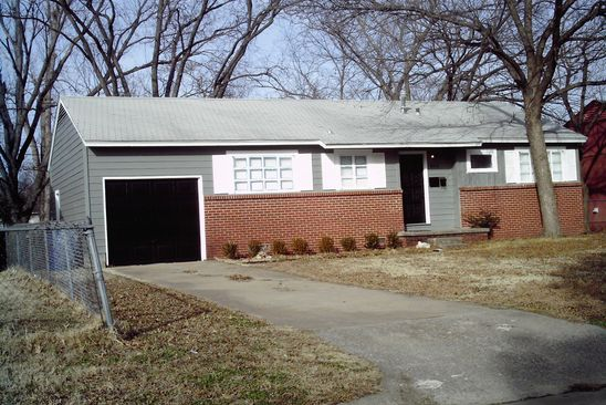 3 bed 1 bath Single Family at 8933 E 4TH ST TULSA, OK, 74112 is for sale at 55k - google static map