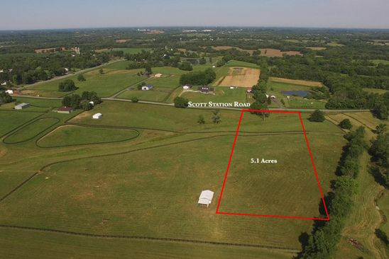 null bed null bath Vacant Land at 5 Scott Station Rd Shelbyville, KY, 40065 is for sale at 99k - google static map