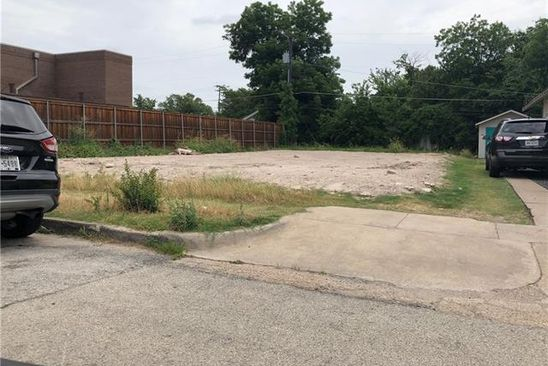 3 bed null bath Vacant Land at 1211 6TH AVE FORT WORTH, TX, 76104 is for sale at 325k - google static map