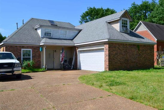 4 bed 3 bath Single Family at 8727 Debbie Kay Ln Cordova, TN, 38018 is for sale at 198k - google static map