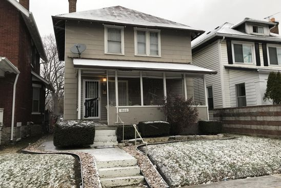 3 bed 1 bath Single Family at 866 E WHITTIER ST COLUMBUS, OH, 43206 is for sale at 99k - google static map