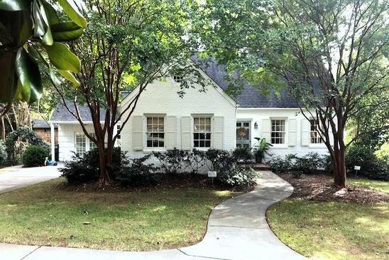 4 bed 3 bath Single Family at 2001 SHARON AVE CHARLOTTE, NC, 28211 is for sale at 815k - google static map