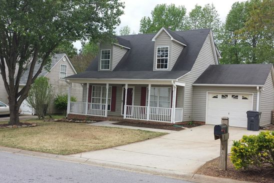 3 bed 3 bath Single Family at 41 WINDING CREEK WAY SIMPSONVILLE, SC, 29680 is for sale at 145k - google static map