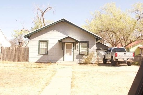 2 bed 1 bath Single Family at 1905 7TH AVE CANYON, TX, 79015 is for sale at 74k - google static map