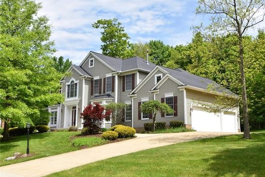 5 bed 5 bath Single Family at 7100 COLESBROOKE DR HUDSON, OH, 44236 is for sale at 475k - google static map