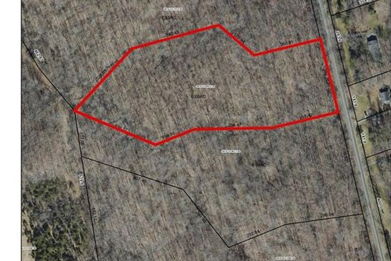 null bed null bath Vacant Land at 580 Conrad Rd Lewisville, NC, 27023 is for sale at 180k - google static map