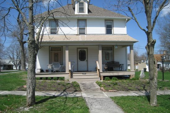 6 bed 4 bath Multi Family at 923 Penfield St Beecher, IL, 60401 is for sale at 150k - google static map