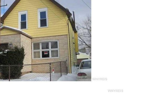 3 bed 2 bath Multi Family at 391 HERKIMER ST BUFFALO, NY, 14213 is for sale at 49k - google static map