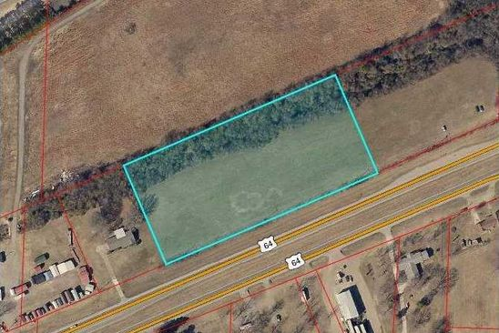 0 bed null bath Vacant Land at 000000 Hwy. 64 & Hwy Van Buren, AR, 72956 is for sale at 332k - google static map