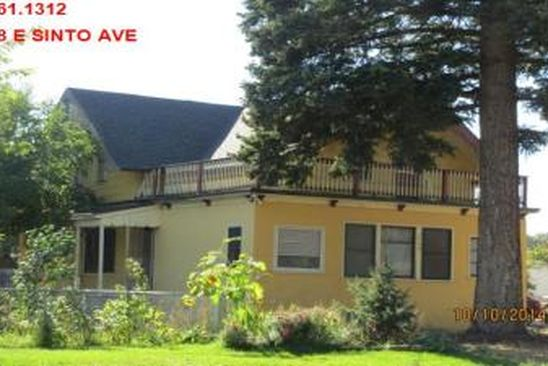 4 bed 2 bath Multi Family at 2708 E SINTO AVE SPOKANE, WA, 99202 is for sale at 245k - google static map