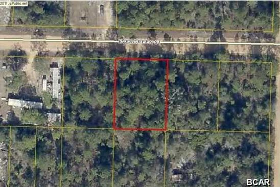 null bed null bath Vacant Land at 000 Evergreen Rd Fountain, FL, 32438 is for sale at 6k - google static map